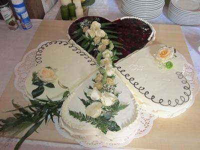 Hochzeitstorten Feinbackerei Melzer