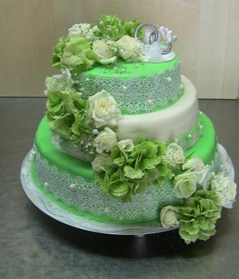 Hochzeitstorten Feinbäckerei Melzer